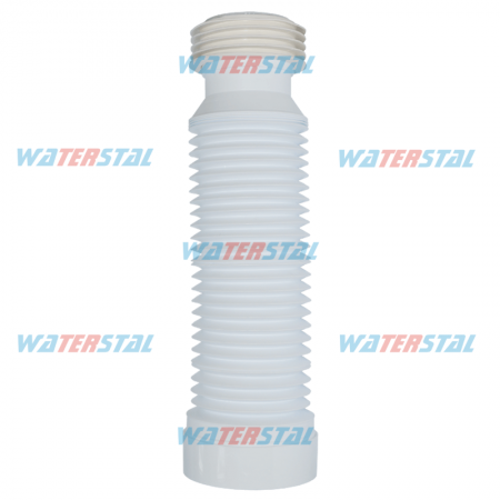 Sliding waterstal sliding for the toilet length 250 ... 550 mm