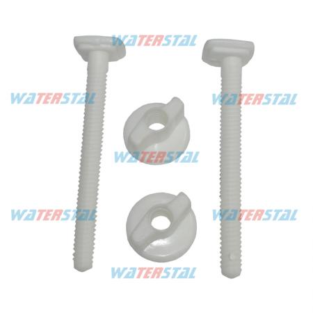 Śruba do pokrywy toalety Waterstal, długość 104 mm